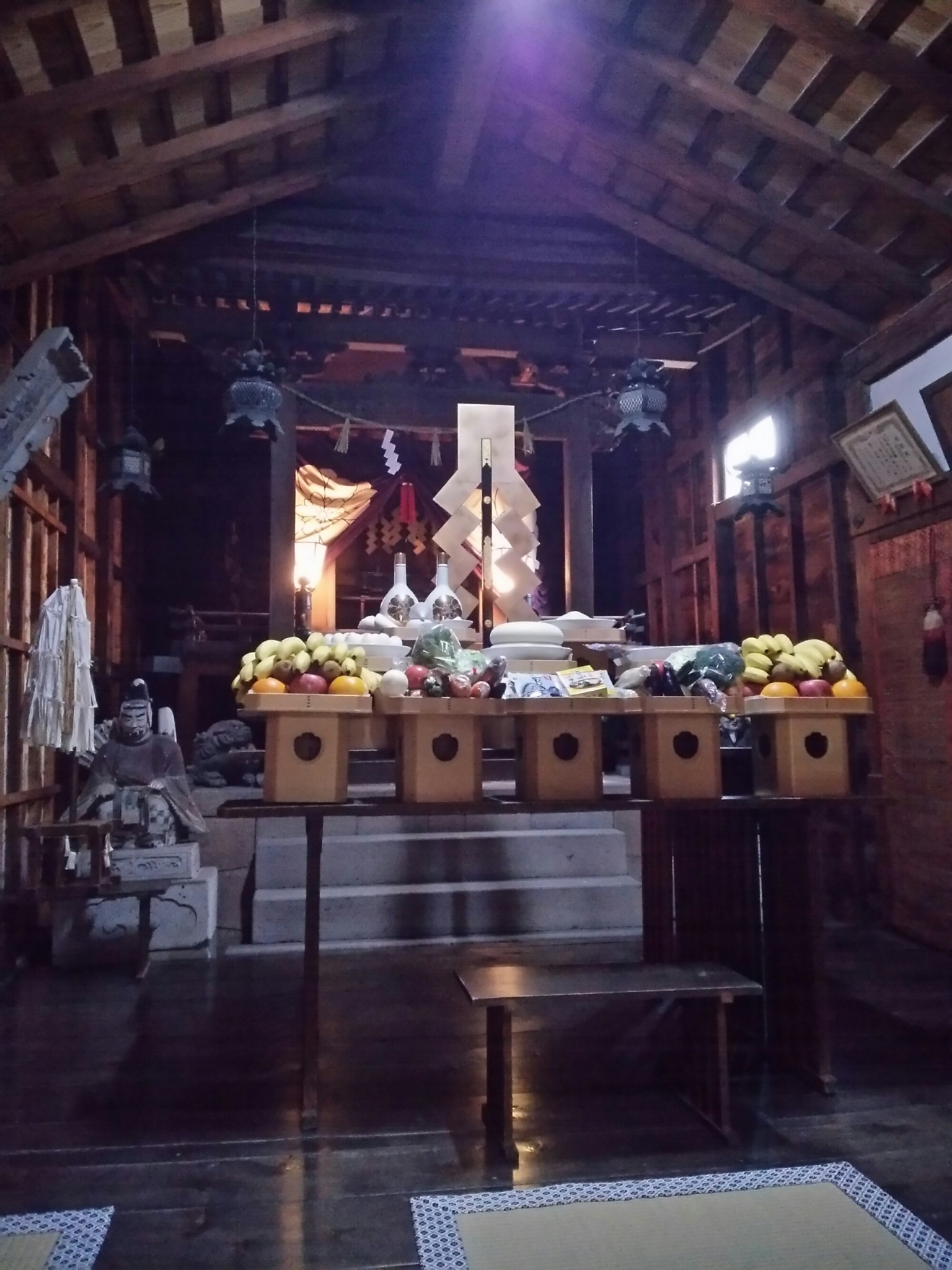 国造神社 春季例大祭 斎行