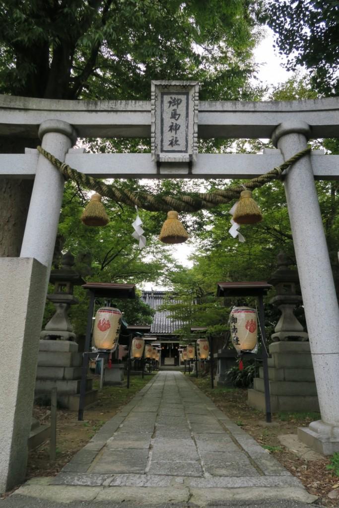 平成27年 間明 御馬神社 秋期祭斎行