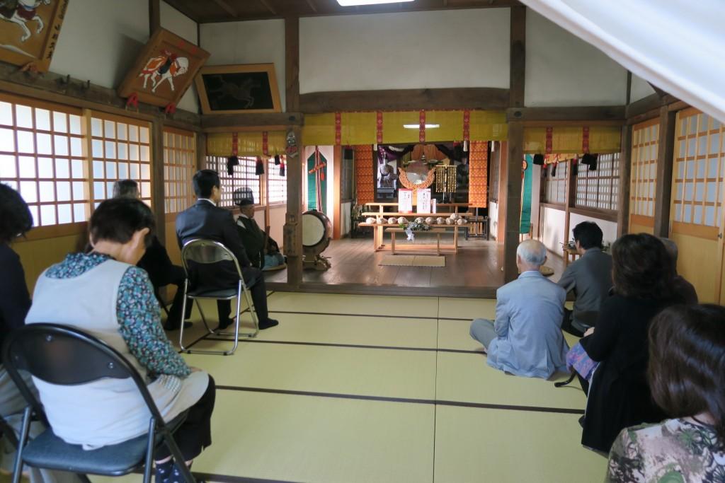 三日市 郷八幡神社 秋期祭斎行
