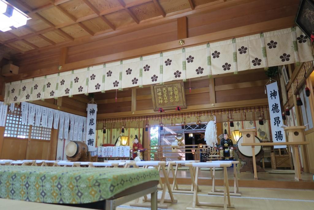 米泉から徒歩での来訪