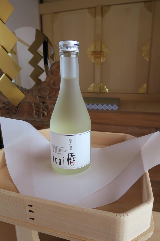 限定品 野々市市の地酒「ichi椿」