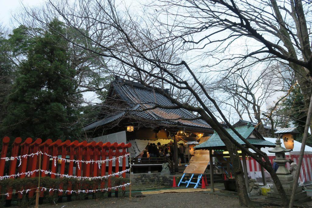 平成30年 正月巫女奉仕募集のお知らせ